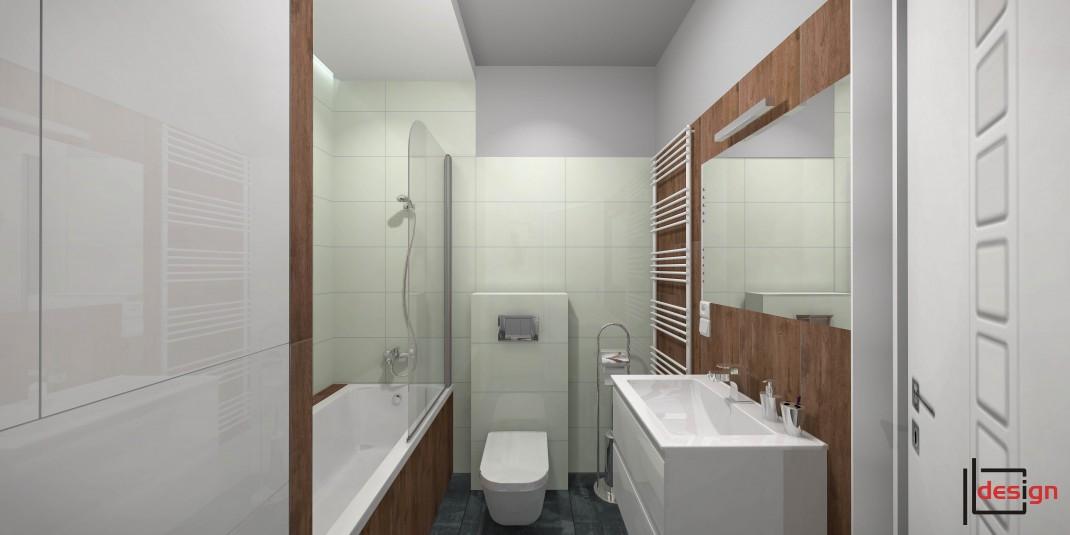 Praktyczna łazienka